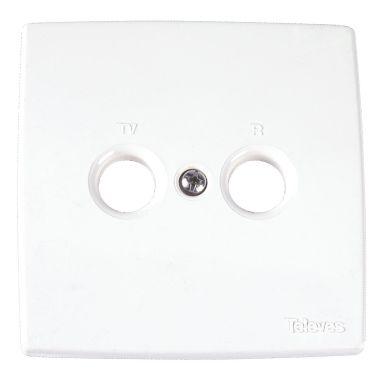 Televes 5441 Täcklock för antennuttag