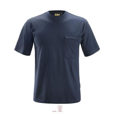 Snickers 2561 ProtecWork T-shirt svart