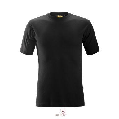 Snickers 2563 ProtecWork T-shirt svart