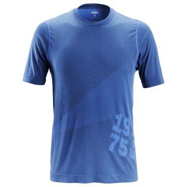 Snickers 2519 FlexiWork T-shirt blå