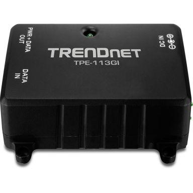 TRENDnet TPE-113GI Injektor 1 port, 15.4 W