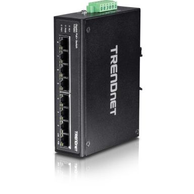 TRENDnet TI-PG80 Switch PoE+ 30W(och PoE 15,4W)