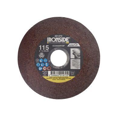 Ironside Ultracut Kapskiva 115 cm