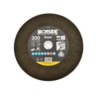 Ironside 201475 Kapskiva stål, 300x3,0x22 mm