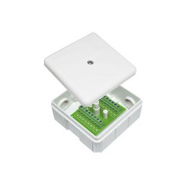 Alarmtech 7308.03 Anslutningsbox 8 polpar