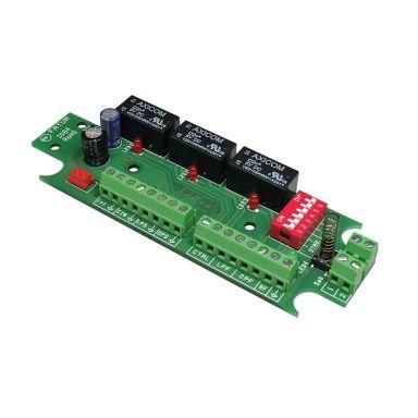 Alarmtech 3089.03 Larmplint för motorlåslarm, 12 V
