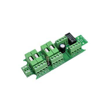 Alarmtech 3056.03 Sulakeliitin 10-30 V DC/AC, 5 osiota