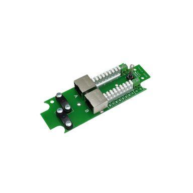 Alarmtech 3090.01 Kytkentärima 2 x RJ45-liitin