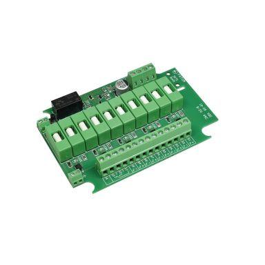 Alarmtech 3071.03 Säkringsplint för 10-30 V DC/AC