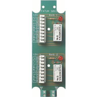 Alarmtech 3063.01 Reläplint 12 V DC, 2-polig