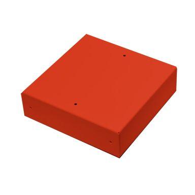 Alarmtech 3202.02R Kytkentärasia ilman aukkoa, teräs