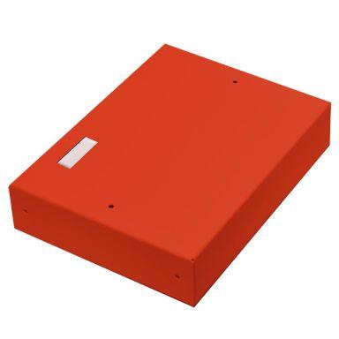 Alarmtech 3203.03R Kytkentärasia avoin, merkintälaatalle