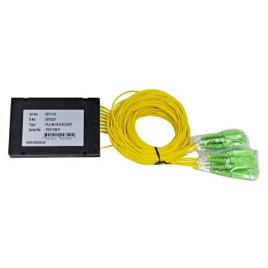 Televes 234560 Optiske fordelere PLC-M, dual window