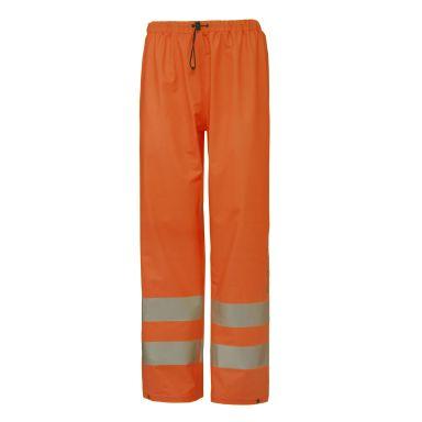 Helly Hansen Workwear Narvik Regnbyxa varsel, orange