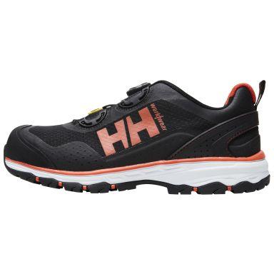 H/H Workwear Chelsea Evo BOA Skyddssko S1P, metallfri, svart, aluminiumhätta