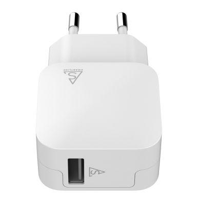 Smartline 14399 USB-laddare 1-vägs, 2.4A