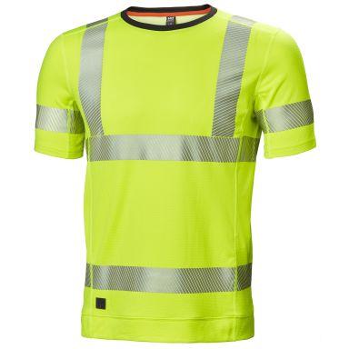 H/H Workwear Lifa Active T-shirt varsel, gul
