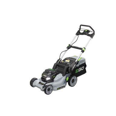 EGO LM1701E Gräsklippare med 2,5Ah batteri och laddare
