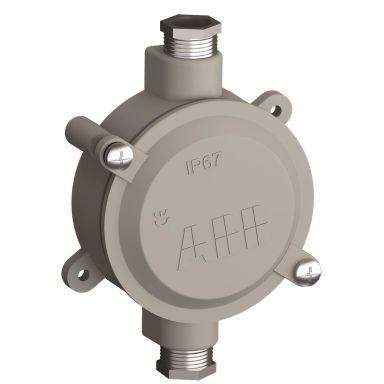 ABB 2CMA136530R1000 Lettmetallboks 2,5 mm², med klemme