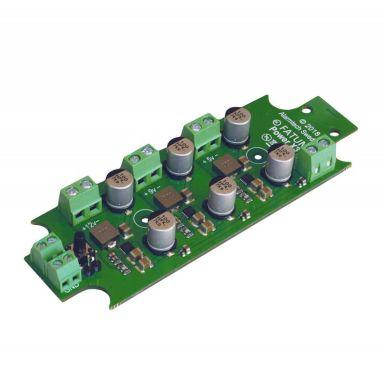 Alarmtech 3097.03 Modulaarinen liitäntälohko Fatum-moduulikoteloihin