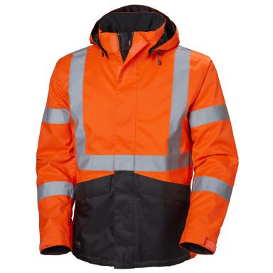 Helly Hansen Workwear Alta Jacka varsel, orange