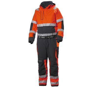 H/H Workwear Alna Overall varsel, orange/svart