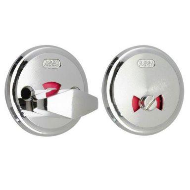 ASSA 265-45 Epok WC-lisävarusteet nikkelipinnoitettu, 0-45 mm