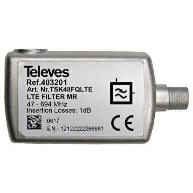 Televes 403201 Filter for kanal 21–48