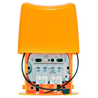 Televes Nanokom LTE700 Mastförstärkare kanal 21-48, 2XUHF+VHF