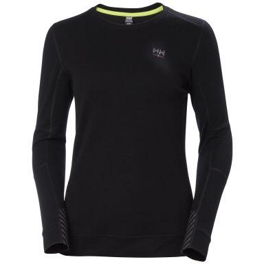 H/H Workwear Lifa Undertröja svart