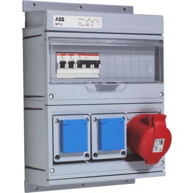 ABB 2CMA106211R1000 Modulkombi MPR32/1, grå