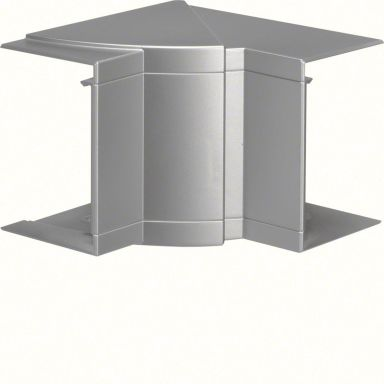 Hager BR651004HLAN Innerhjørne symmetrisk, aluminium