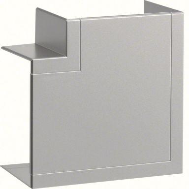 Hager BR651005HLAN L-vinkel 85-95°, aluminium