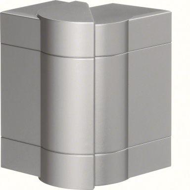 Hager BR651303HLAN Ytterhjørne aluminium