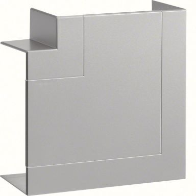 Hager BR651305HLAN L-vinkel 85–95°, aluminium