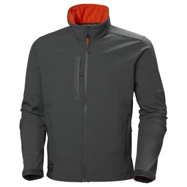 Helly Hansen Workwear Kensington Softshelljakke grå
