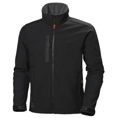 Helly Hansen Workwear Kensington Softshelljacka svart