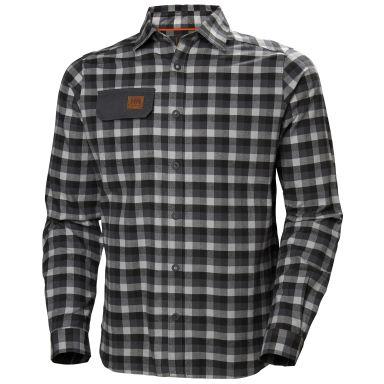 H/H Workwear Kensington Skjorta grå