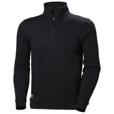 Helly Hansen Workwear Manchester Sweatshirt svart