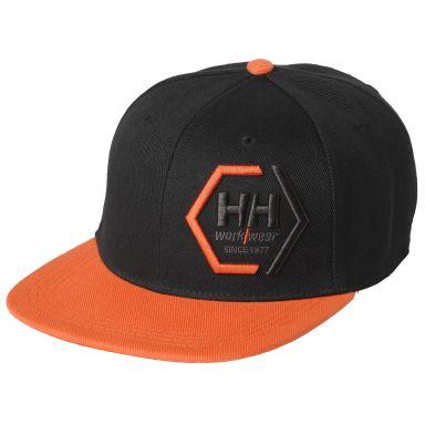 Helly Hansen Workwear Kensington Caps svart/oransje