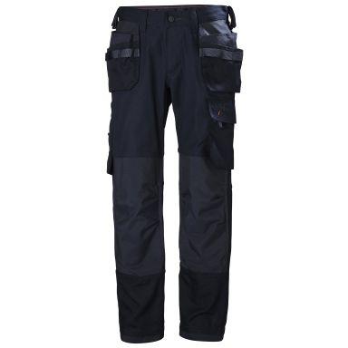 Helly Hansen Workwear Oxford Arbetsbyxa marinblå