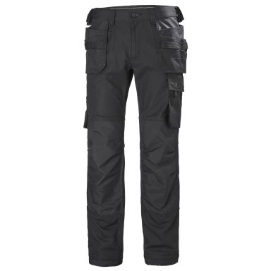 Helly Hansen Workwear Oxford Arbeidsbukse svart