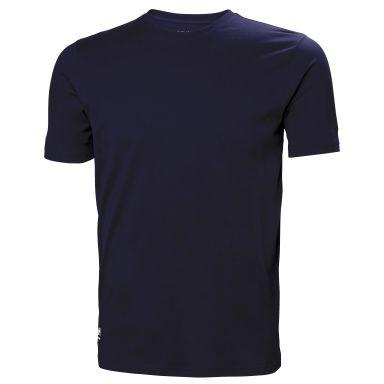Helly Hansen Workwear Manchester T-skjorte marineblå