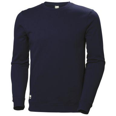 Helly Hansen Workwear Manchester Sweatshirt marinblå