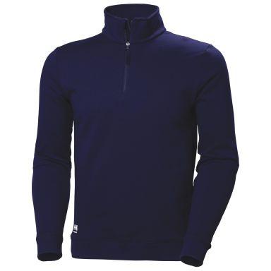 Helly Hansen Workwear Manchester Sweatshirt marineblå