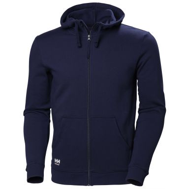 H/H Workwear Manchester Luvtröja marinblå