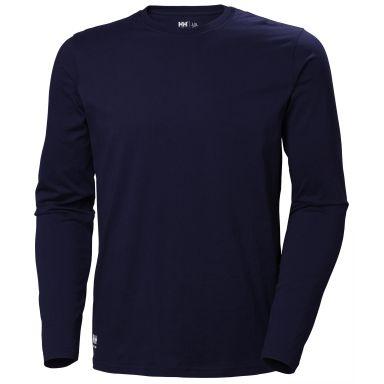 Helly Hansen Workwear Manchester Genser marineblå