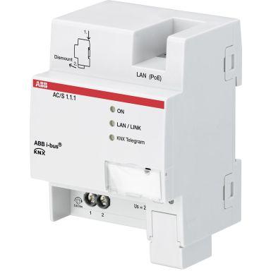 ABB 2CDG110205R0011 Automaatio-ohjain basic, LVI AC/S1.1.1:lle