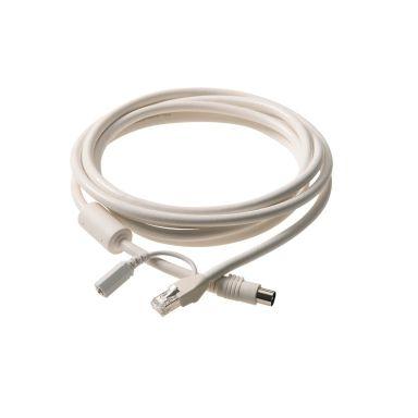 Schneider Electric VDIR643001 Tilkoblingskabel 3000 mm, hvit