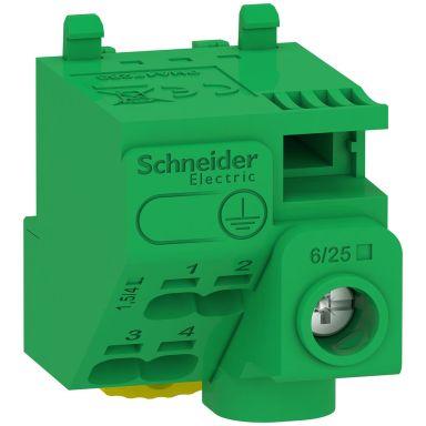 Schneider Electric Resi9 CX LGYT1E05 Jordplint 440 V